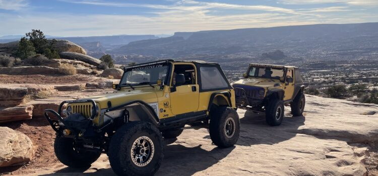 MJ Destinations: Gold Bar Rim – Moab, Utah