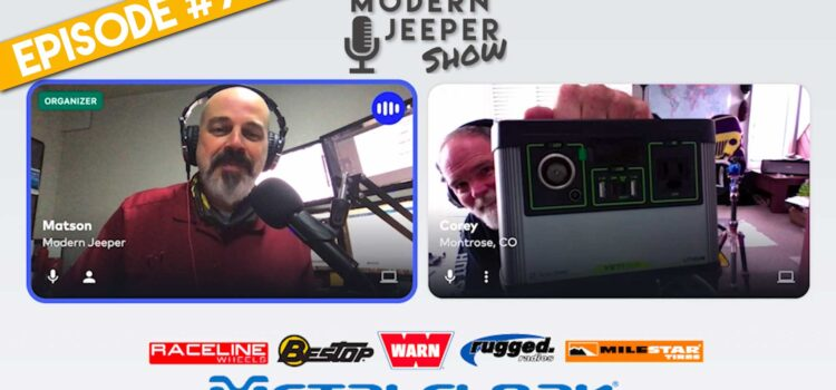 The ModernJeeper Show, Ep. 96 – The Tech Hoarder's Episode