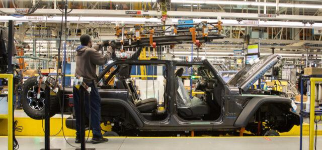A New Jeep Vehicle Customization Facility Coming!