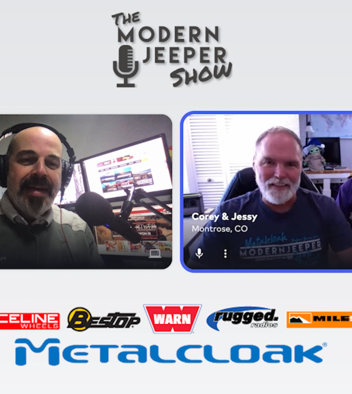 The ModernJeeper Show, Ep. 94 – A VERY Random Show – Custom Oakleys, the Moab Obelisk and Hatchet Hurling