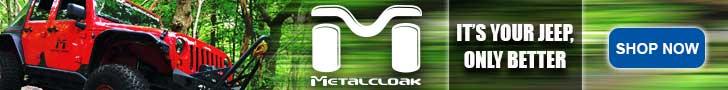 Metalcloak Ad #2 - 728x90