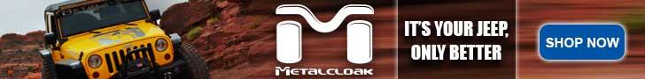 Metalcloak Ad #1 - 728x90