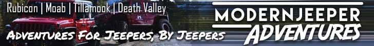ModernJeeper Adventures