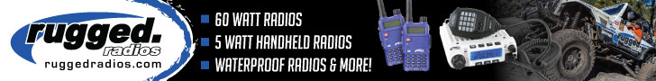 Rugged Radios Ad 728x90